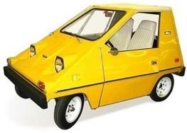 crazy electric car