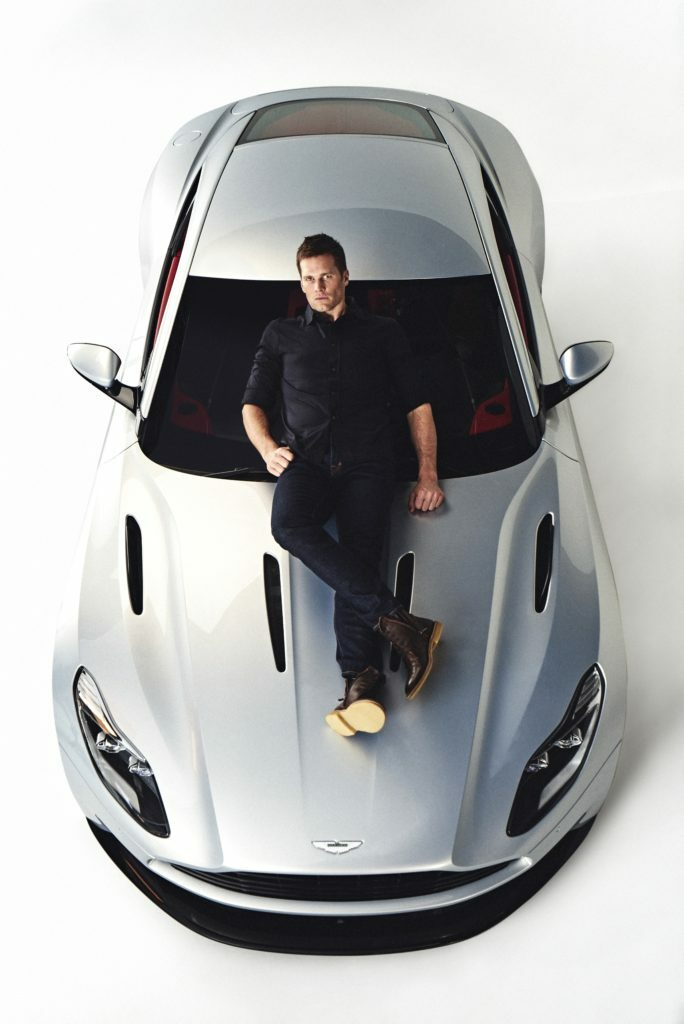 Brady Aston Martin