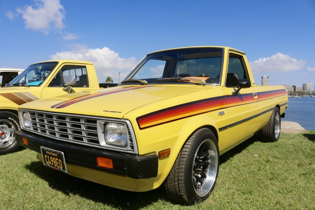 This, Ladies And Gentleman Is A 1980 Plymouth Arrow Sport Truck. Yes, I  Know That Plymouth Is American, But It Was Actually Made By Mitsubishi And  Sold By ...