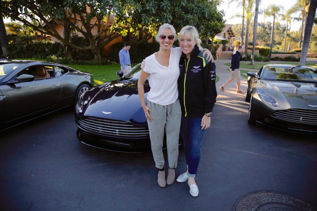 Badass Women Of Automotive Aston Martin S Laura Schwab Motorhead Mama