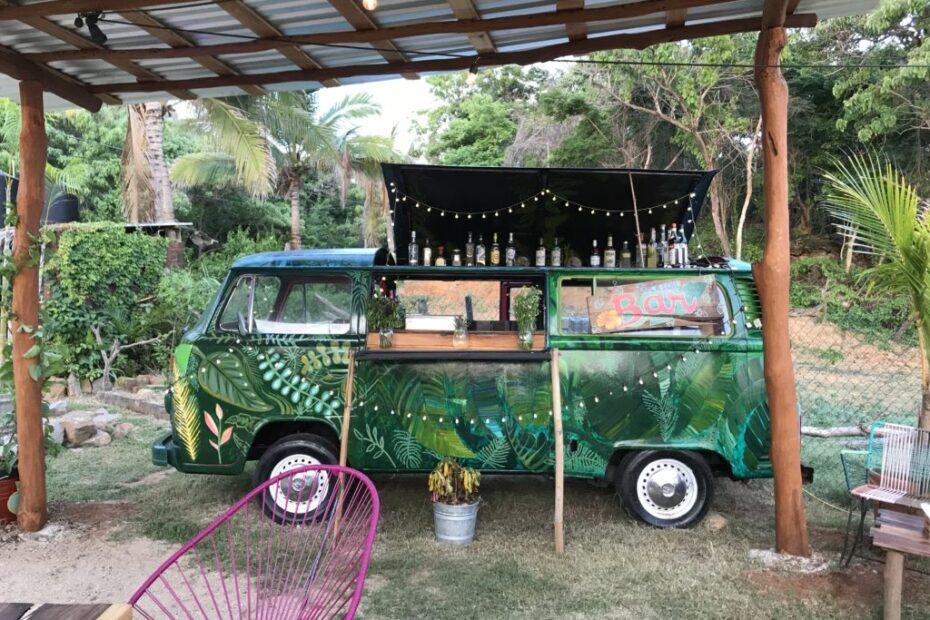 Mexican VW Bus Bar