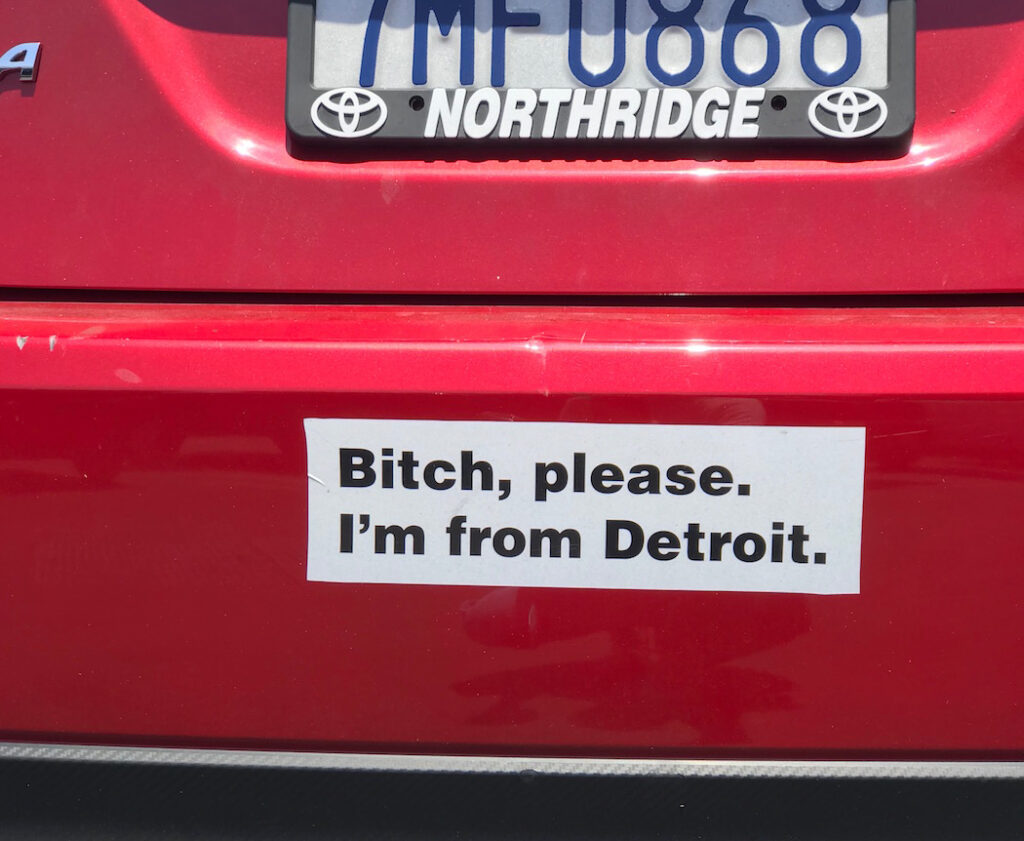 cringiest bumper stickers