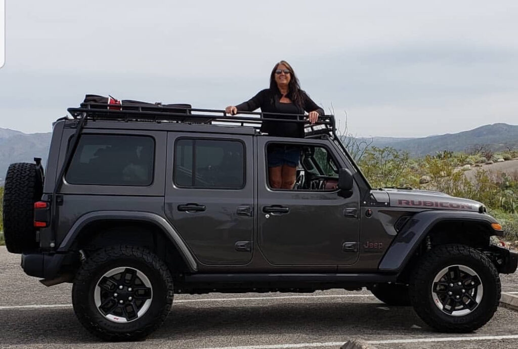 jeep girl carmen