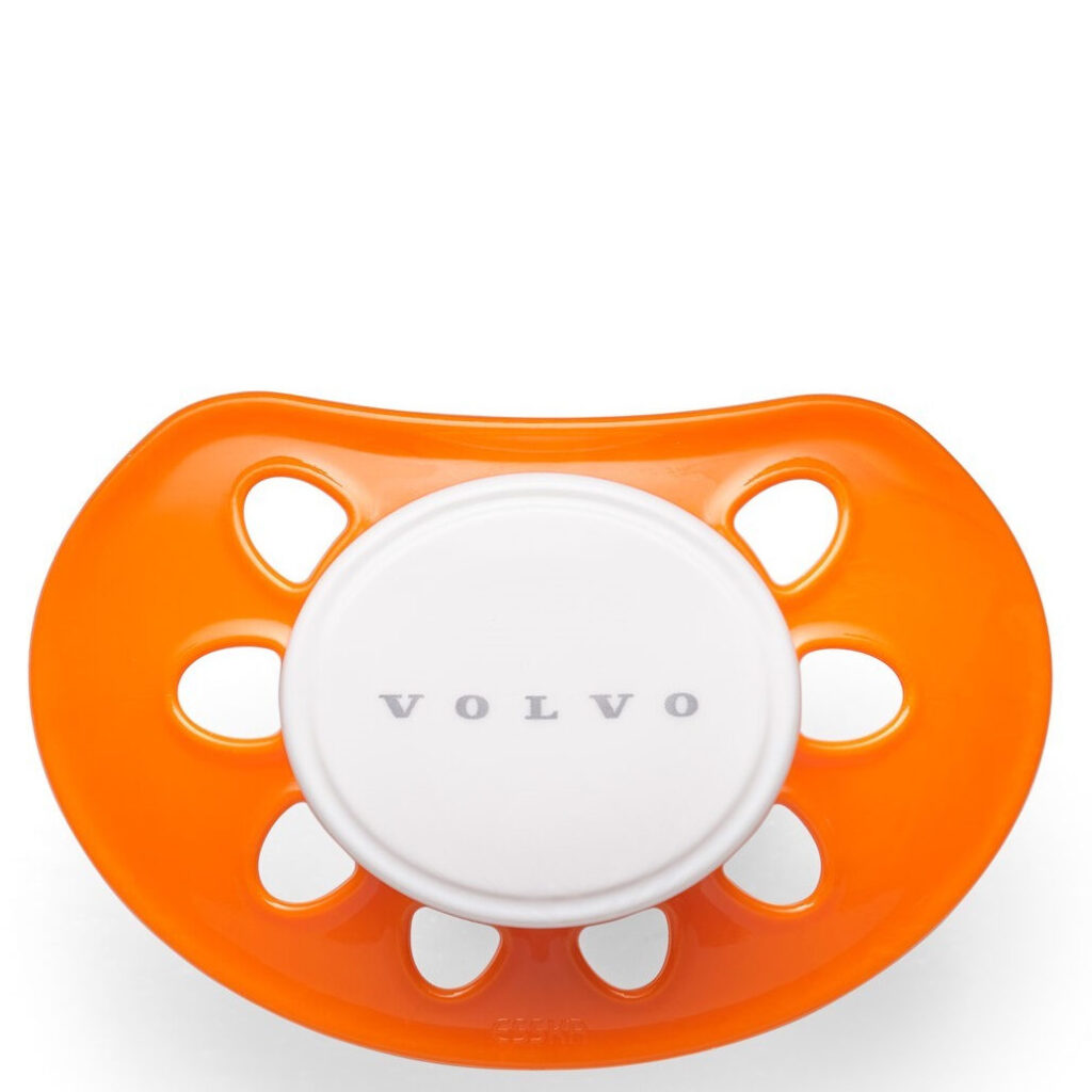 volvo pacifier