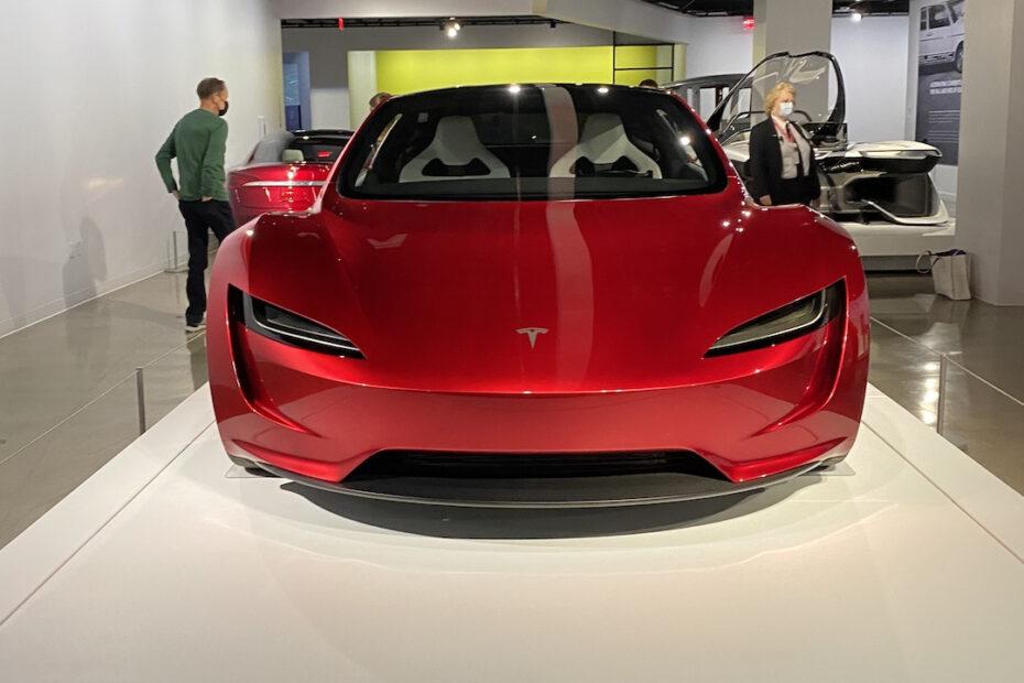 2022 TeslaRoadster