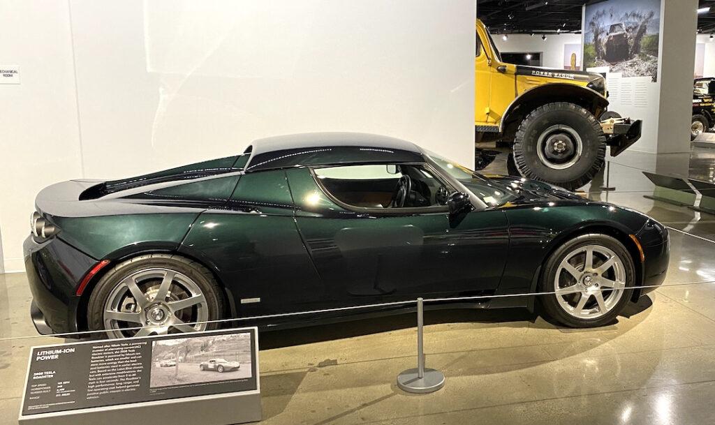 Tesla Roadser 1st gen